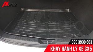 akauto cung cấp lót cốp xe cx5 cao cấp hcm