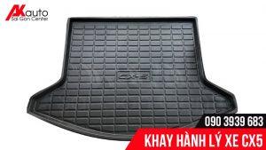 Khay nhựa lót cốp xe cx5 tốt nhất hcm