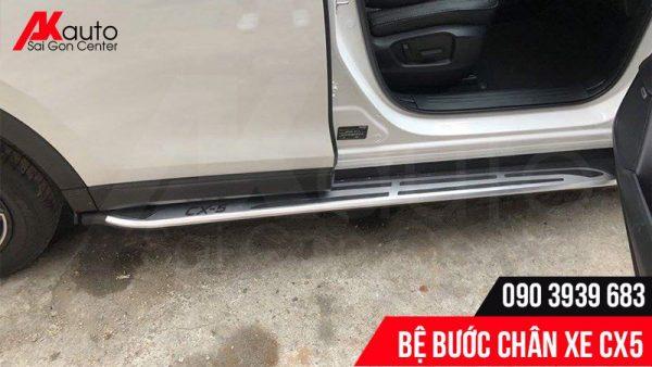 Bệ bước chân xe Mazda CX5 tốt nhất hcm