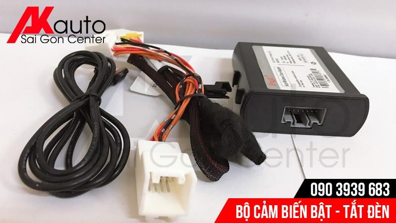 độ cảm biến bật tắt đèn tự động ô tô xpander hcm