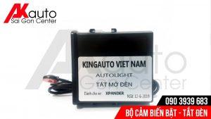 cảm biến bật tắt đèn tự động xe xpander hcm