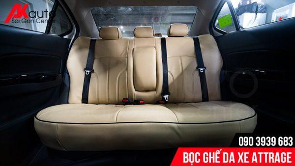 bọc ghế da cho xe attrage hcm