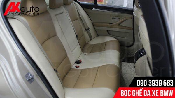 ghế da BMW thẩm mỹ