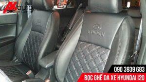 may áo ghế da hyundai i20