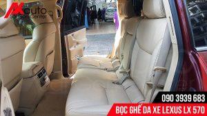 xưởng may ghế da ô tô lx570 uy tín hcm