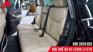 giá bọc ghế da xe LX570