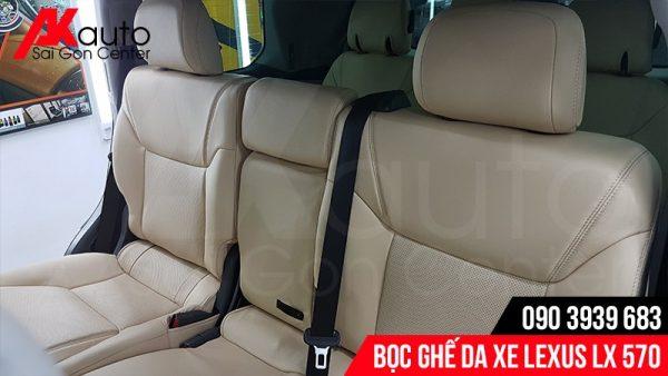 bọc ghế da xe lexus lx570 uy tín hcm