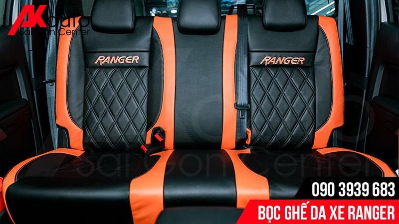 may áo ghế da ford ranger