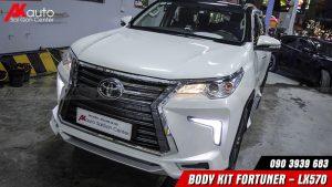 mẫu độ body kit lexus 570