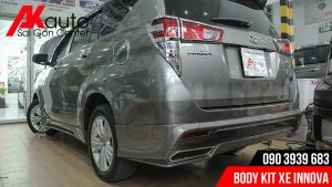Akauto độ body kit xe innova hcm