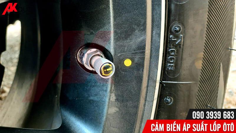 cảm biến áp suất lốp van ngoài