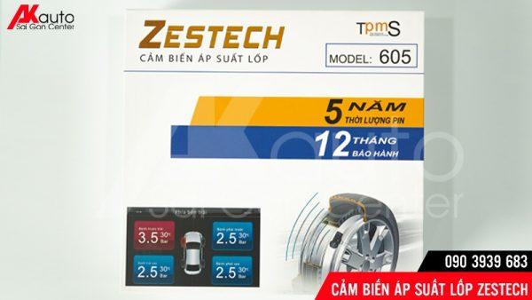 cảm biến áp suất lốp zestech