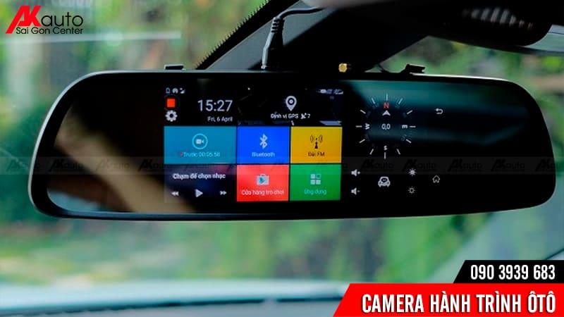 camera hành trình màn hình gương
