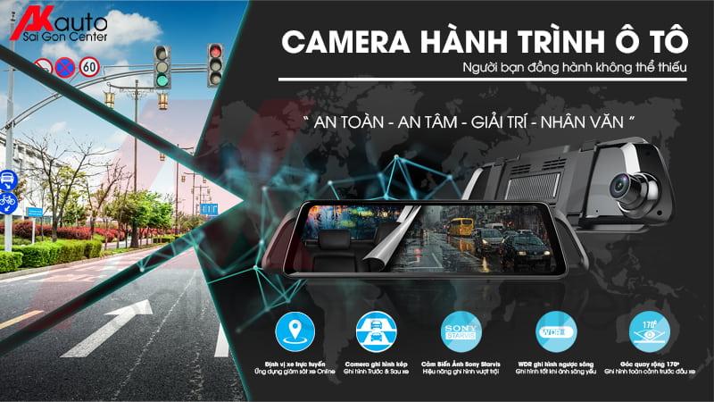 lắp camera hành trình ô tô hcm