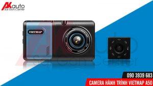 mắt camera vietmap a50 ghi hình sắc nét
