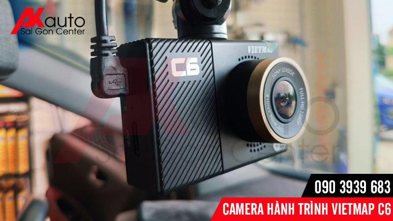 thiết kế camera vietmap nhỏ gọn