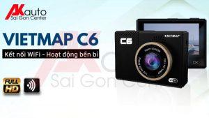 lắp camera vietmap c6 chính hãng tại hcm