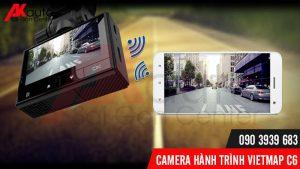 vietmap c6 lưu trữ video