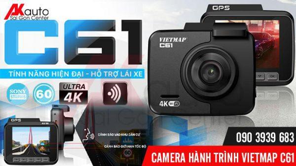 lắp camera hành trình vietmap c61 hcm
