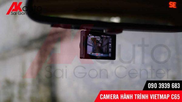 lắp camera vietmap hành trình c65 hcm