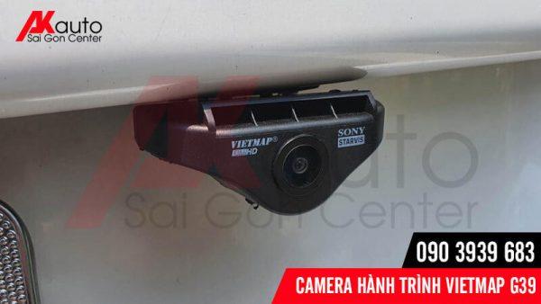 mắt camera sau camera hành trình ô tô g39