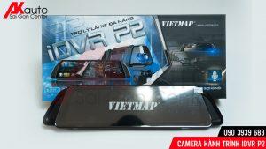 camera idvr p2 màn hình gương tràn viền
