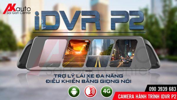 camera vietmap idvr p2 ra lệnh giọng nói