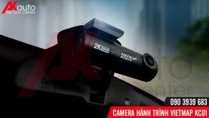 mắt camera hành trình ô tô kc01