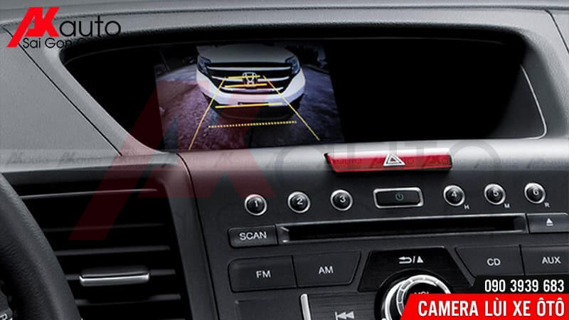 camera lùi xe hơi an toàn