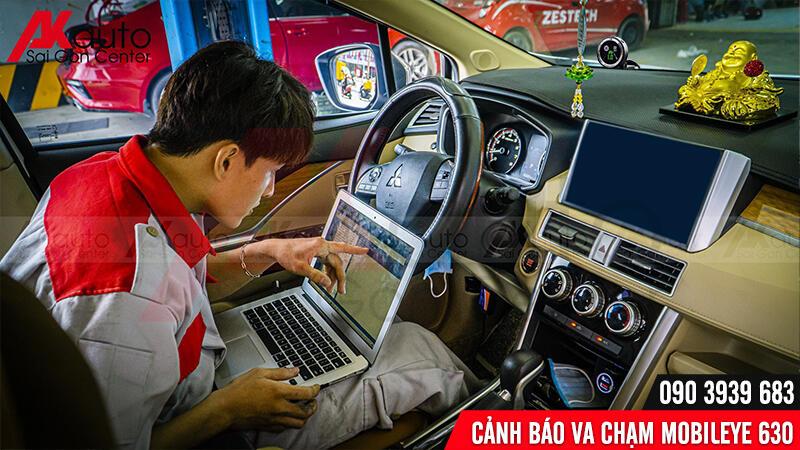 Akauto căn chỉnh mobileye 630