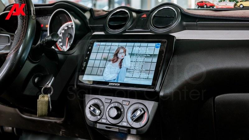màn hình android giải trí đa năng