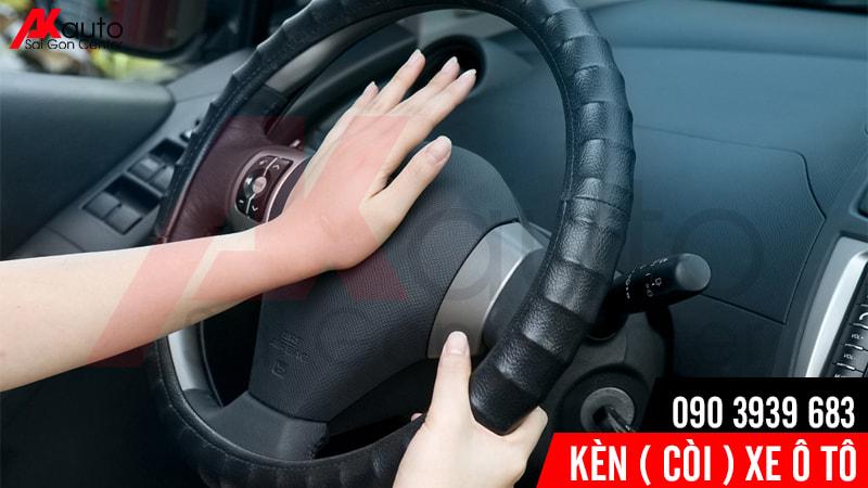 kèn xe ô tô quan trọng với quá trình sử dụng xe