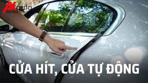Cửa hít ô tô
