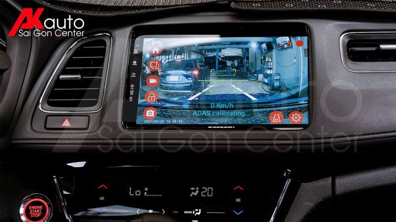 hiển thị hình ảnh camera 360 màn hình zestech