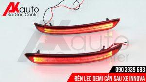 đèn demi cản sau xe innova cao cấp