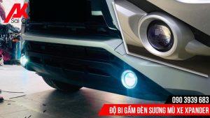 độ đèn bi gầm xe xpander chuyên nghiệp hcm