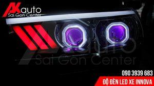ưu điểm độ đèn led innova tăng sáng