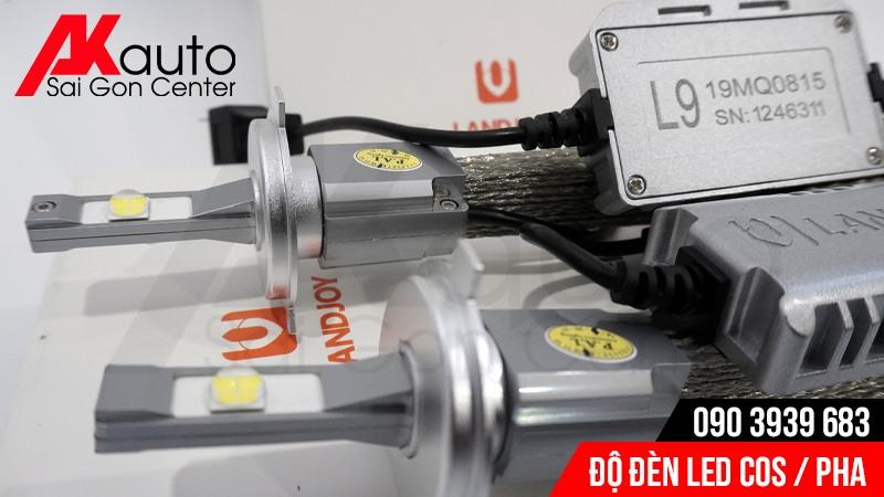 sản phẩm độ đèn led xe xpander hcm