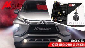 độ đèn led xpander tăng sáng an toàn hcm