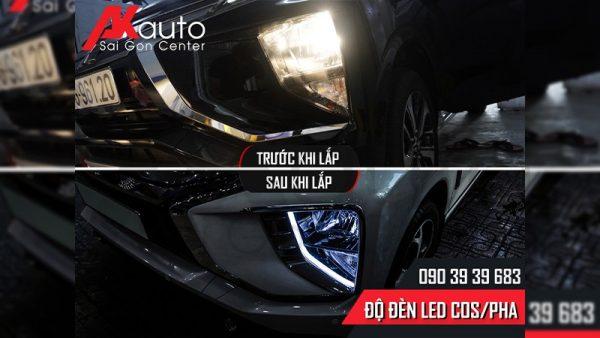 độ đèn led cho xpander tăng sáng