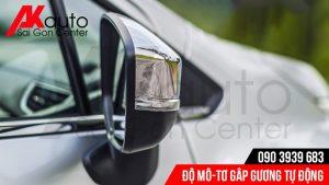 Gập gương tự động cho xe Xpander hcm