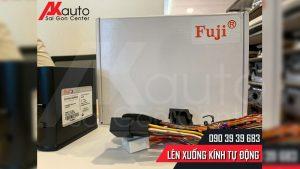 bộ lên kính tự động xpander fuji