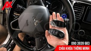 smartkey ô tô xpander cao cấp