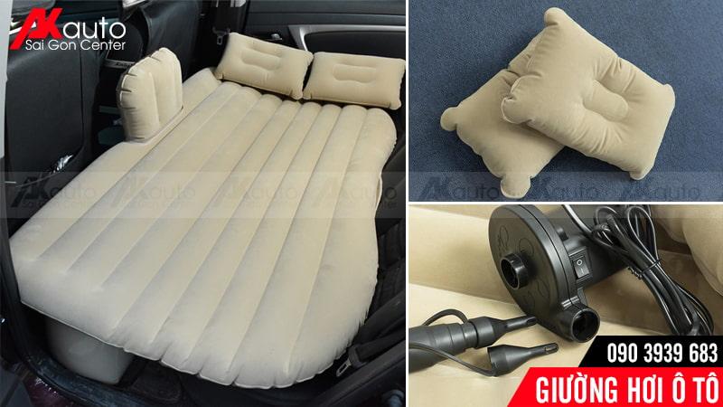bộ giường hơi ô tô