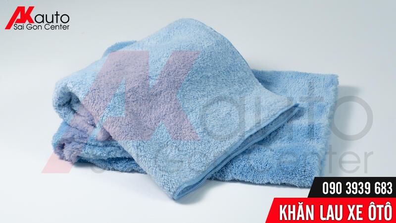 khăn lau xe ô tô chuyên dùng