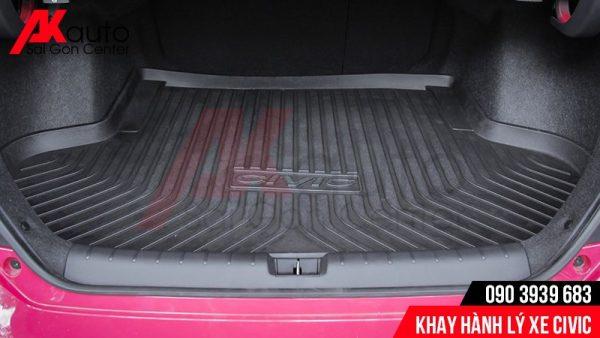 Khay nhựa hành lý ô tô civic hcm