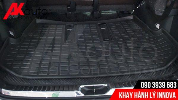 phụ kiện khay hành lý xe innova nhựa