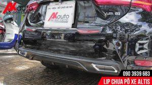 Hình ảnh sản phẩm Lip chia pô xe Altis