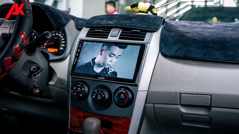 màn hình android ô tô kovar