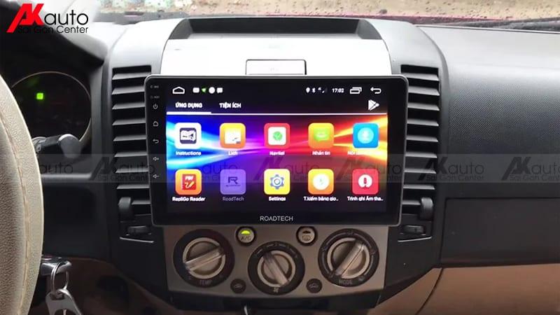 màn hình android Roadtech